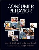 Consumer Behavior by Leon Schiffman: Book Cover