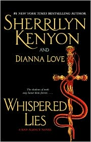 Whispered Lies by Sherrilyn Kenyon: Book Cover
