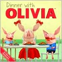 Dinner with Olivia by Emily Sollinger: Book Cover