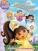 Dora's Princess Party (Dora the Explorer Series) by Molly Reisner: Book Cover