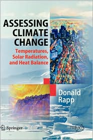 Assessing Climate Change by Donald Rapp: Book Cover