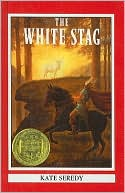 The White Stag by Kate Seredy: Book Cover