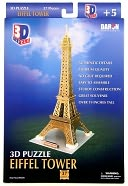 Eiffel Tower Small 3D Puzzle by Daron: Product Image
