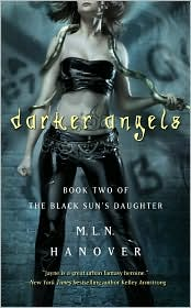 Darker Angels (Black Son's Daughter Series #2) by M. L. N. Hanover: Book Cover