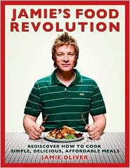 Jamie's Food Revolution by Jamie Oliver: Book Cover