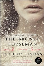 The Bronze Horseman by Paullina Simons: Book Cover