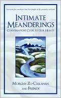 Intimate Meanderings by Morgan Zo-Callahan: Book Cover