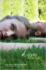 Kisses and Lies (Kisses and Lies Series #2) by Lauren Henderson: Book Cover