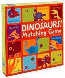 Dinosaurs! Matching Game by Chronicle Books LLC: Product Image