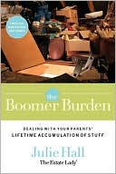 Boomer Burden by Julie Hall: Book Cover