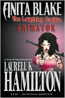 Anita Blake, Vampire Hunter by Laurell K. Hamilton: Book Cover