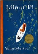 Life of Pi by Yann Martel: Book Cover