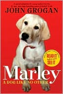 Marley by John Grogan: Book Cover
