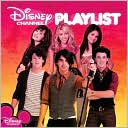 Disney Channel Playlist: CD Cover