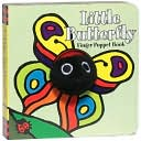 Little Butterfly Finger Puppet Book by Chronicle Books LLC: Product Image