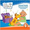 Baby Einstein: Animal Friends by Baby Einstein Music Box Orchestra: CD Cover