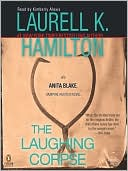 The Laughing Corpse (Anita Blake Vampire Hunter Series #2) by Laurell K. Hamilton: Audio Book Cover