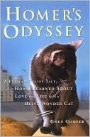 Homer's Odyssey by Gwen Cooper: Book Cover
