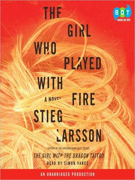 The Girl Who Played with Fire (Millennium Trilogy Series #2) Audiobook