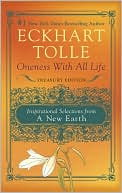 Oneness with All Life by Eckhart Tolle: Book Cover