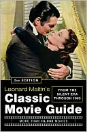 Leonard Maltin's Classic Movie by Leonard Maltin: Book Cover