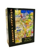 VEGAS VACATION FAZZINO 1000 Piece PUZZLE by Andrews Blaine: Product Image