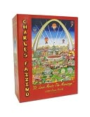ST. LOUIS MEETS THE MISSISSIPPI FAZZINO 1000 Piece PUZZLE by Andrews Blaine: Product Image