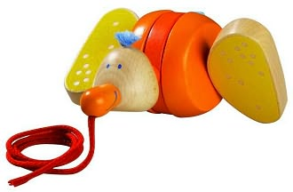 Pulling Ducky Duck - 3578 by Haba: Product Image