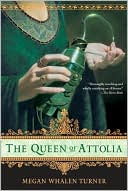 The Queen of Attolia (The Queen's Thief Series #2) by Megan Whalen Turner: Book Cover