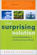 The Surprising Solution by Bruce Piasecki: Book Cover