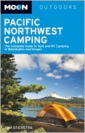 Moon Pacific Northwest Camping by Tom Stienstra: Book Cover