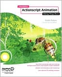Foundation ActionScript Animation by Keith Peters: Book Cover