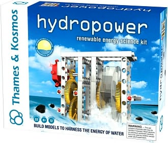 Hydropower by Thames & Kosmos: Product Image