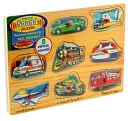 Vehicle Sound Puzzle by Melissa & Doug: Product Image
