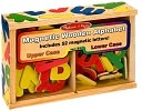 Magnetic Wooden Alphabet by Melissa & Doug: Product Image