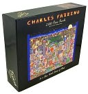 NEW YORK In a NY State of Mind Fazzino 2000 Piece Puzzle (B&amp;N Exclusive) by Andrews Blaine: Product Image