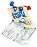 Math Dice by ThinkFun: Product Image