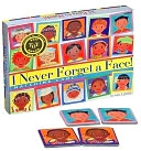 I Never Forget a Face Memory and Matching Game by eeBoo: Product Image