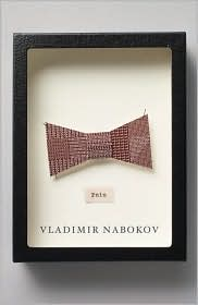 Pnin by Vladimir Nabokov: Book Cover