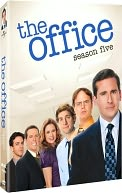 The Office - Season 5 with Steve Carell