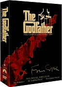 The Godfather DVD Collection with Al Pacino