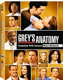 Grey's Anatomy - Season 5 with Ellen Pompeo