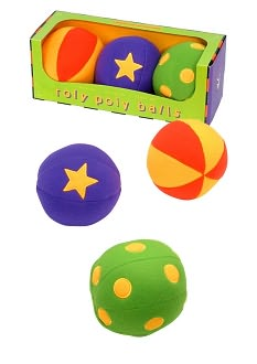 Roly Poly Balls by Jack Rabbit: Product Image