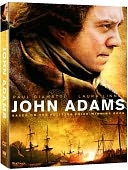 John Adams with Paul Giamatti