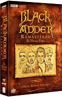Black Adder Remastered - The Ultimate Edition with Rowan Atkinson