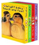 Bright Baby Touch & Feel Slipcase by Roger Priddy: Book Cover
