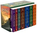 Harry Potter Paperback Boxed Set, Books 1-7 by J. K. Rowling: Book Cover