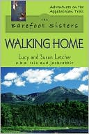 Barefoot Sisters Walking Home by Lucy Letcher: Book Cover