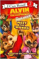 Alvin and the Chipmunks by Susan Hill: Book Cover