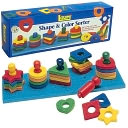 Shape & Color Sorter by Lauri: Product Image